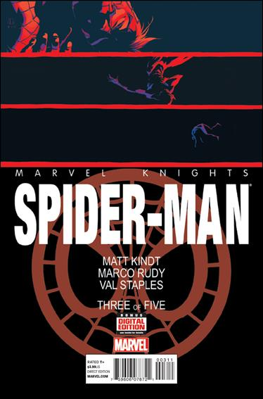 Marvel Knights: Spider-Man (2013) 3-A by Marvel