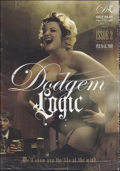 Dodgem Logic 2-C by Mad Love, Ltd.