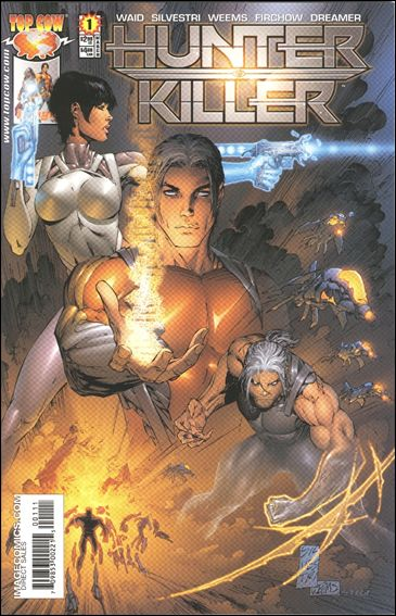 Hunter-Killer 1-A by Top Cow
