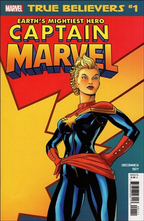 Captain Marvel (2012) 1-E