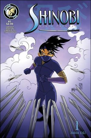 Shinobi: Ninja Princess 1-B