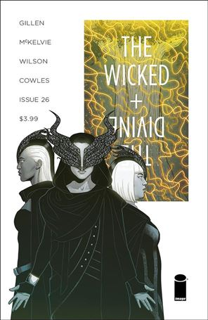 Wicked + the Divine 26-A