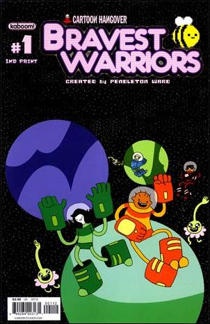 Bravest Warriors 1-I by Kaboom!