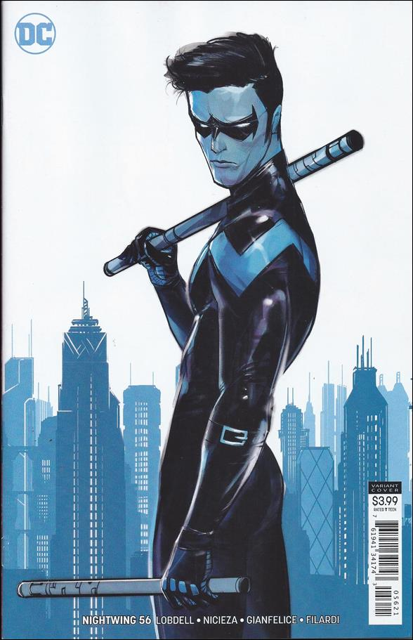 Nightwing (2016) 56-B by DC