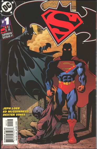 Superman/Batman 1-E by DC