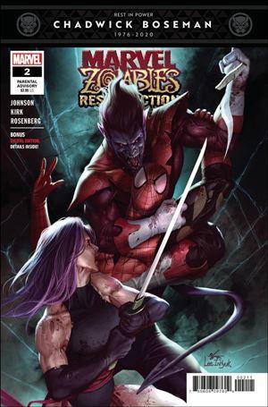 Marvel Zombies: Resurrection (2020) 2-A
