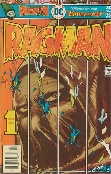 Ragman (1976) 1-A by DC