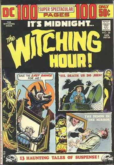 Witching Hour (1969) 38-A by DC