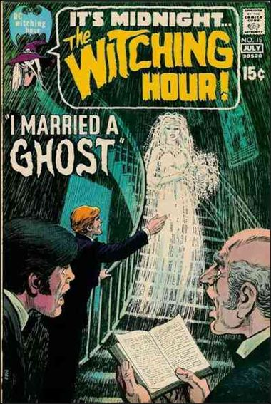 Witching Hour (1969) 15-A by DC