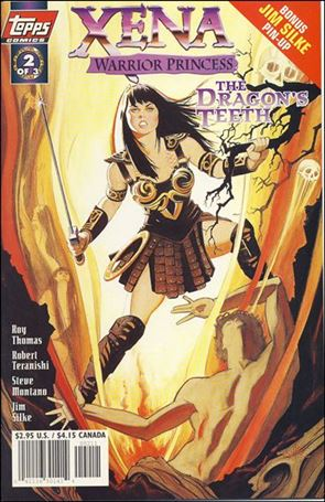 Xena: Warrior Princess: The Dragon's Teeth 2-B