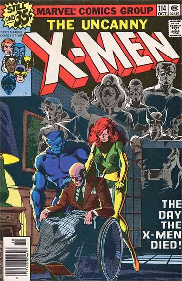 X-Men (1963) 114-A by Marvel