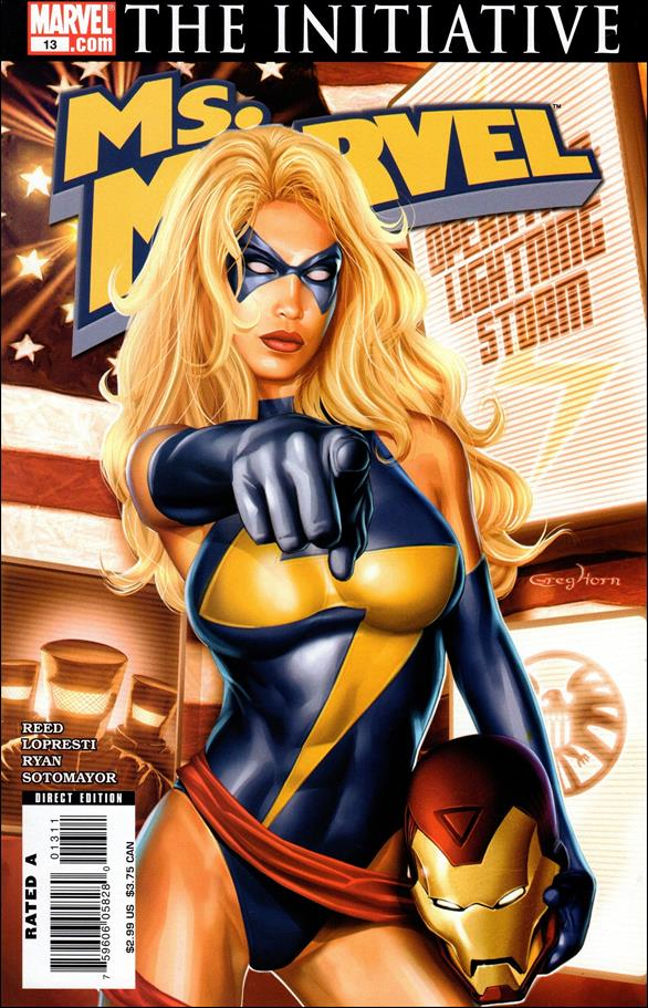 Ms. Marvel (2006) 13-A by Marvel