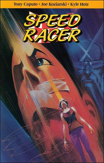 Speed Racer (1992) 1-B by Now Comics