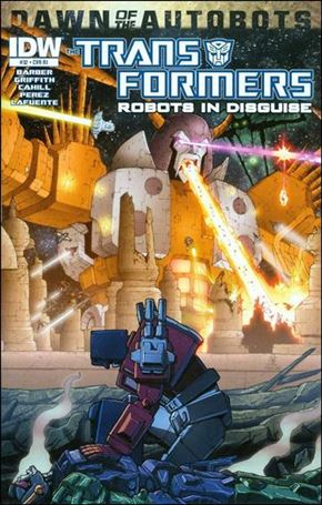 Transformers: Robots in Disguise 32-C