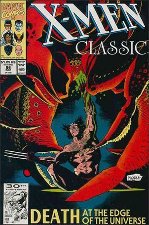 X-Men Classic 66-A