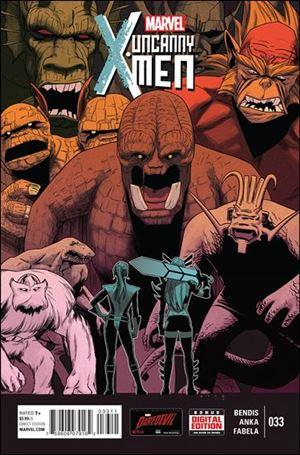 Uncanny X-Men (2013) 33-A