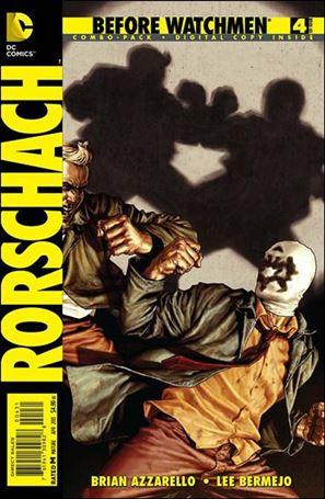 Before Watchmen: Rorschach 4-B