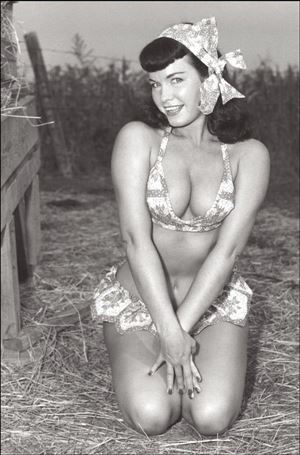 Bettie Page: The Curse of the Banshee 5-I