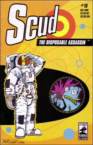 Scud: The Disposable Assassin 10-A by Fireman