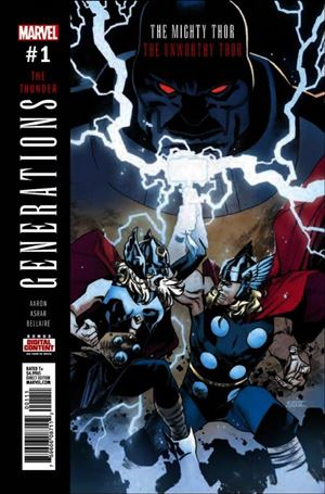 Generations: The Unworthy Thor & The Mighty Thor 1-A