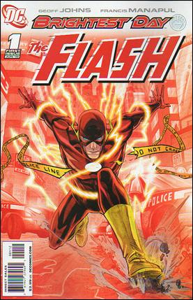 Flash (2010) 1-D by DC