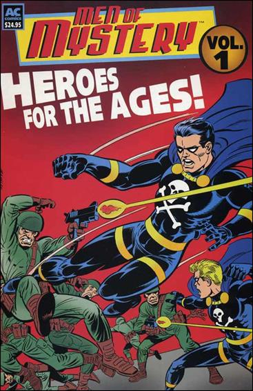 Men of Mystery: Heroes for the Ages! 1-A by AC