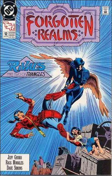 Forgotten Realms 12-A by DC