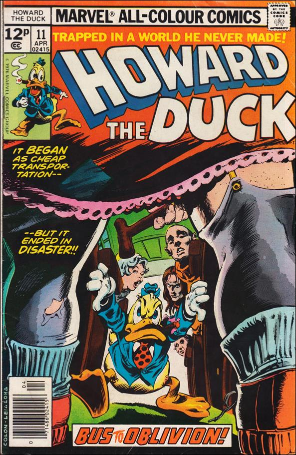 Howard the Duck (1976) 11-B by Marvel