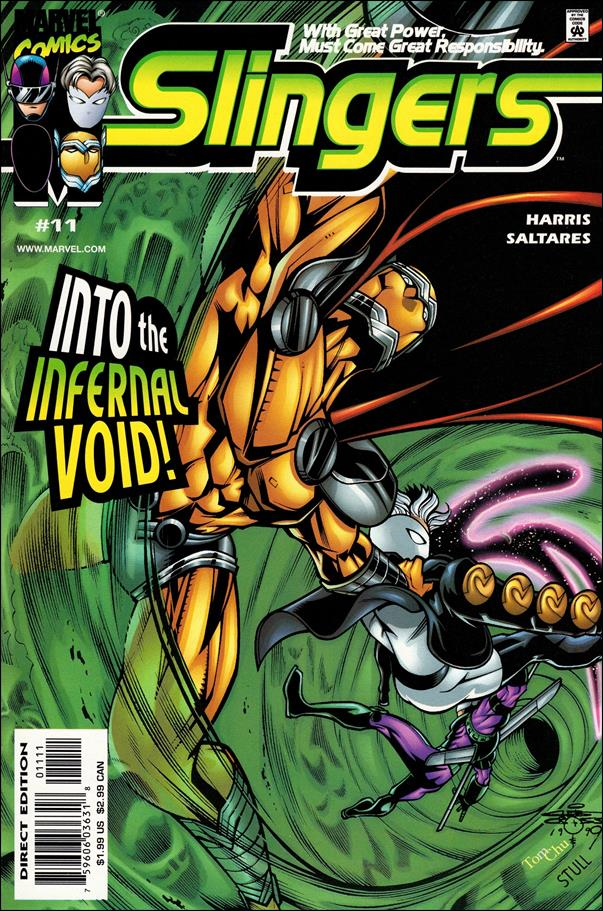 Slingers 11-A by Marvel