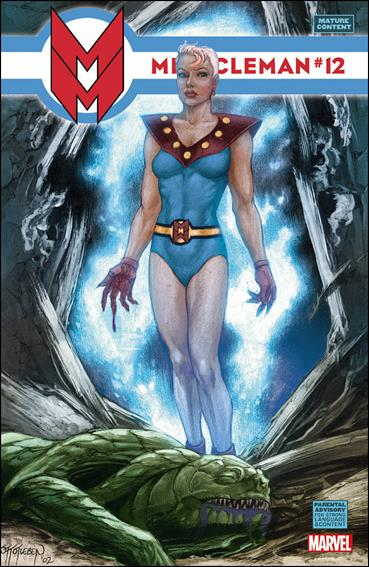 Miracleman (2014) 12-B by Marvel
