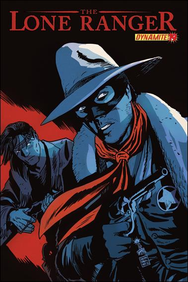 Lone Ranger (2012) 19-A by Dynamite Entertainment