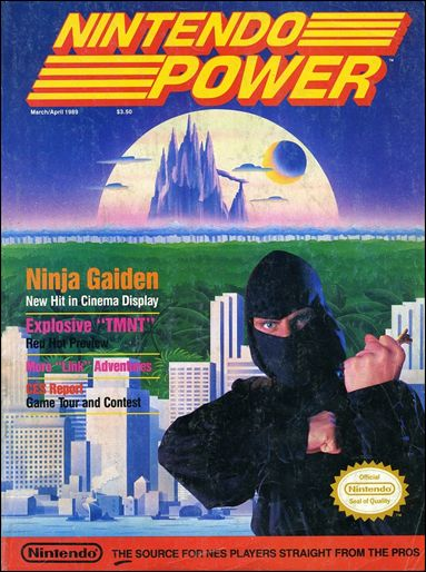 Nintendo Power 5-A by Future Publishing
