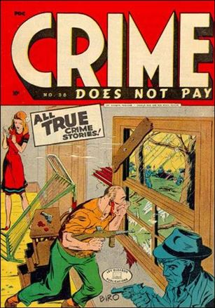 Crime Does Not Pay 38-A