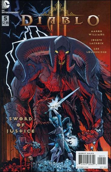Diablo (2011) 5-A by DC
