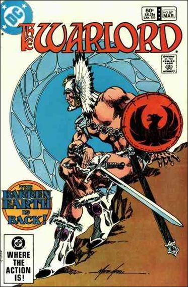 Warlord (1976) 67-A by DC