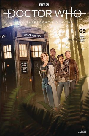 Doctor Who: The Thirteenth Doctor 9-B