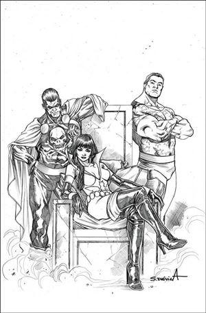 Vampirella: The Dark Powers 5-M