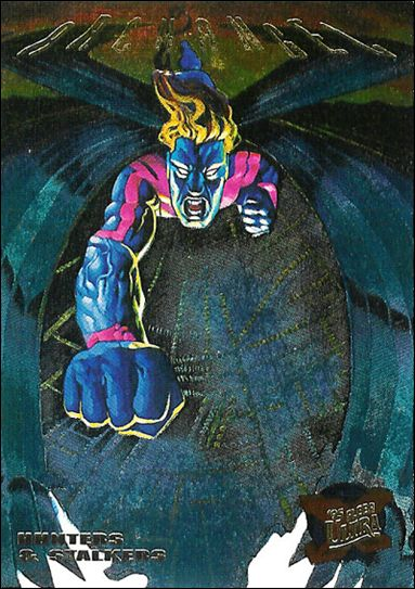 1995 Fleer Ultra X-Men (Hunters & Stalkers Subset) 9-A by Fleer