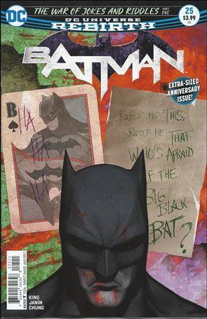 Batman (2016) 25-A