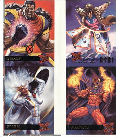 1995 Fleer Ultra X-Men (Promo) NN 5-A by Fleer