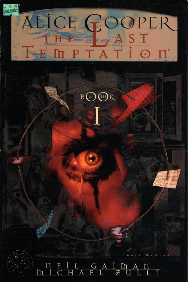 Last Temptation 1-A by Marvel