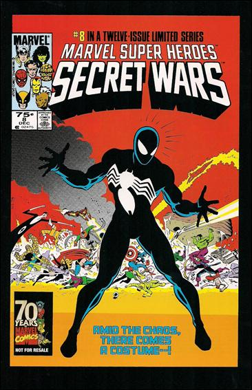 Marvel Super Heroes Secret Wars 8-C by Marvel