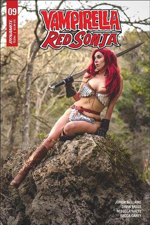 Vampirella / Red Sonja 9-D