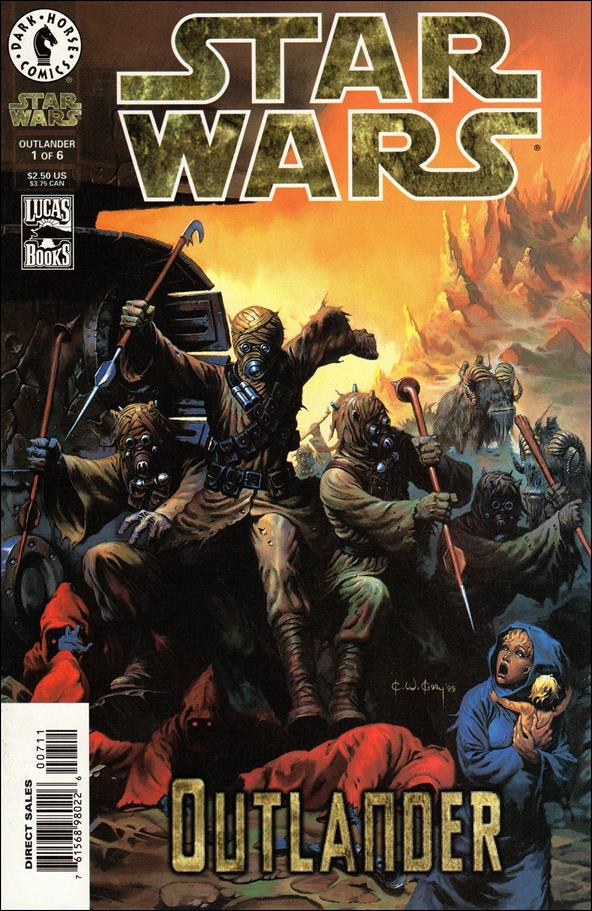 Star Wars/Star Wars Republic 7-A by Dark Horse