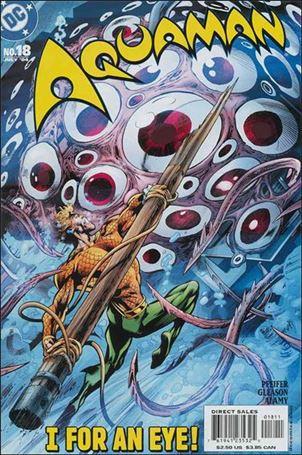 Aquaman (2003) 18-A