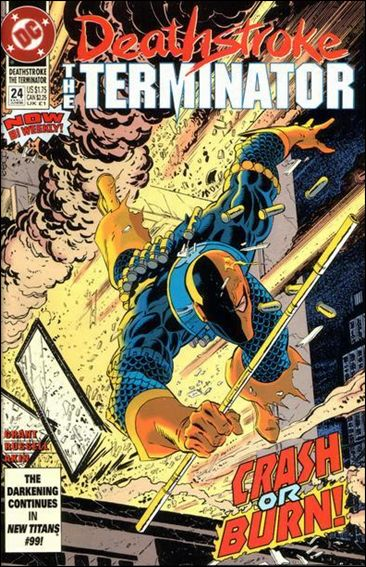 Deathstroke, the Terminator 24-A by DC