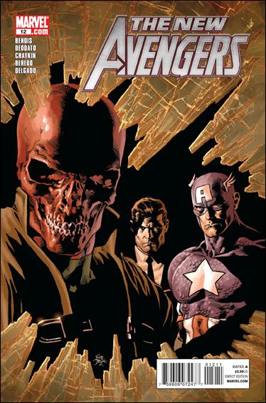 New Avengers (2010) 12-A by Marvel
