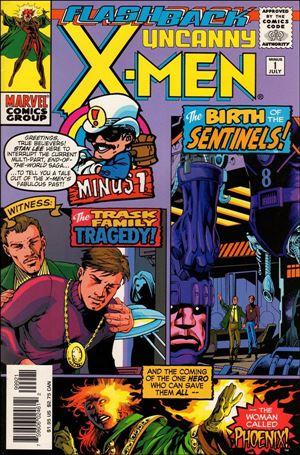 Uncanny X-Men (1981) -1-B