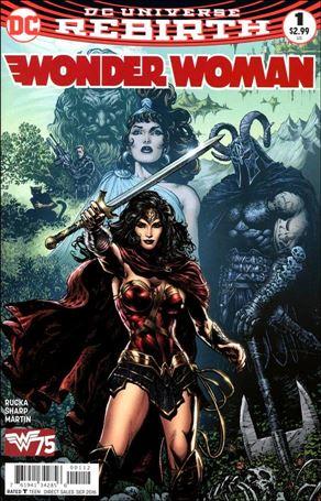 Wonder Woman (2016)  1-C