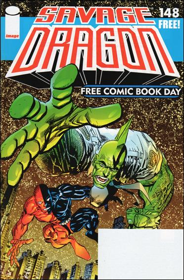 Savage Dragon (1993) 148-A by Image